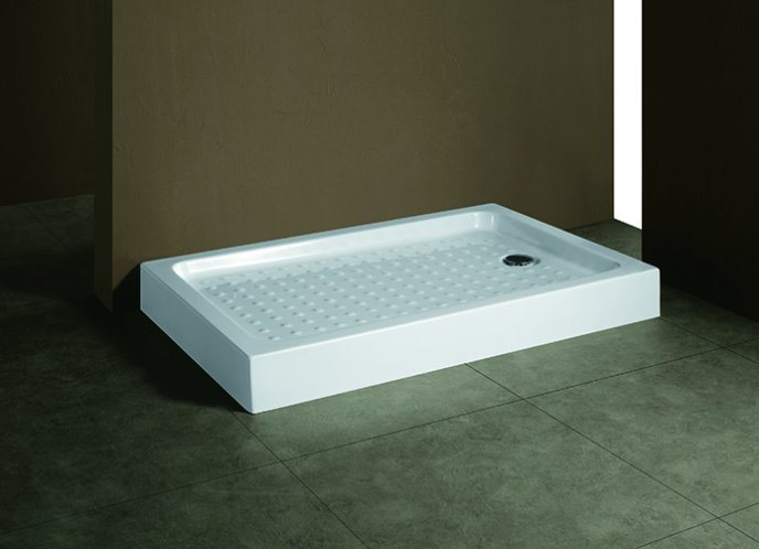 China (T08) Acrylic Shower Tray / Shower Base with Anti Slip ...
