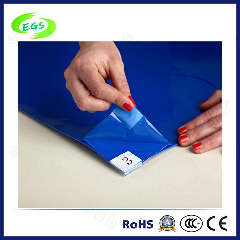 Cleanroom ESD LDPE Sticky Gel Mat