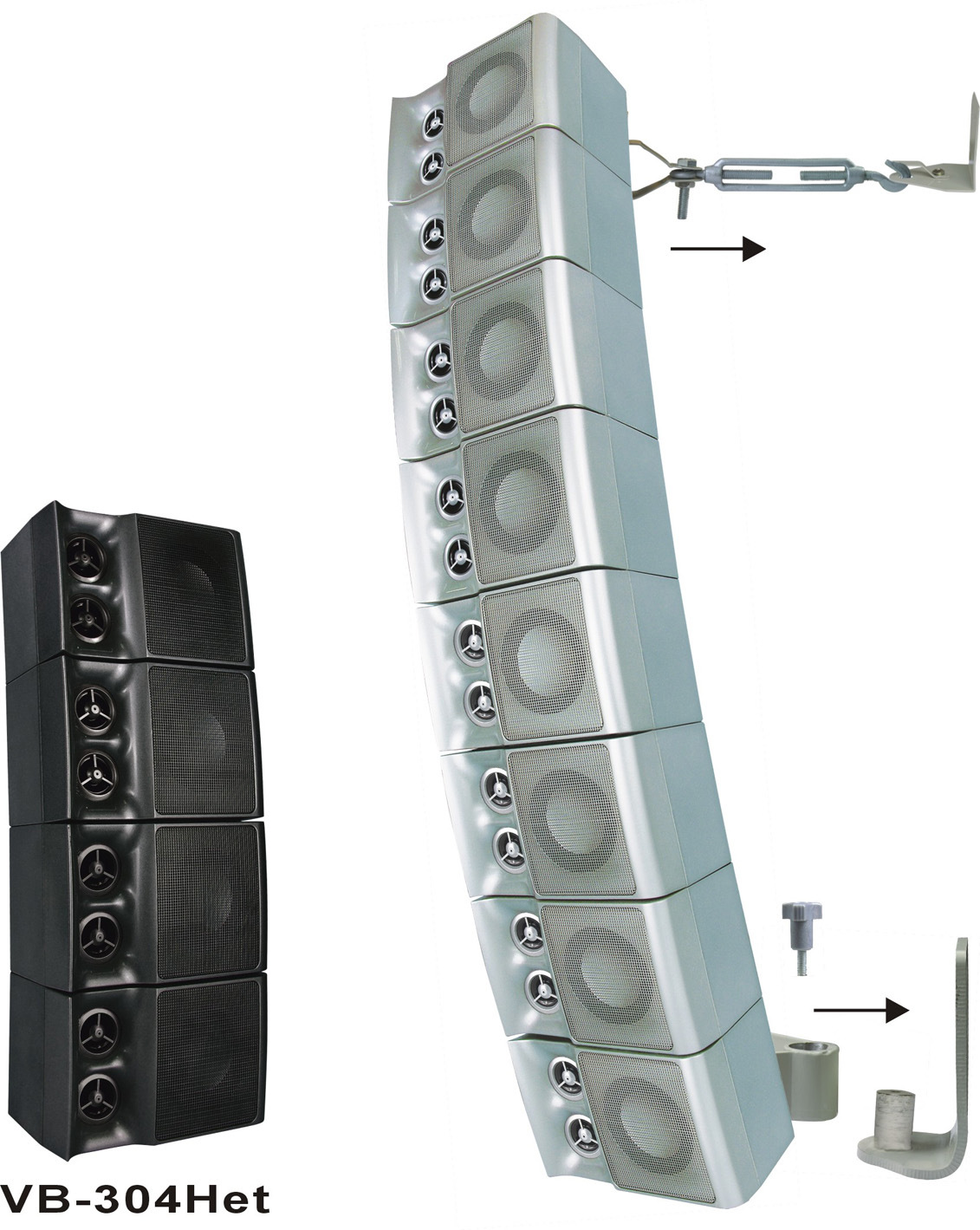 China Hi Fi Line Array Speaker China Line Array Pa System
