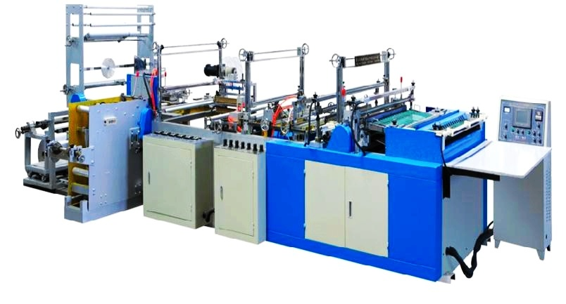Patch Bag Making Machine (RT-800SP)