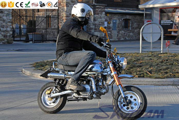 china skyteam monkey bike 125cc dax motorcycle mini bike. Black Bedroom Furniture Sets. Home Design Ideas