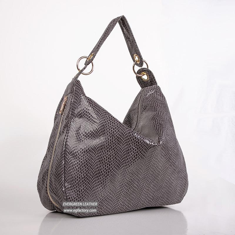 Women Shiny Handbags Brands Trendy Tote Bag High Quality Pu Shoulder Por Sh469