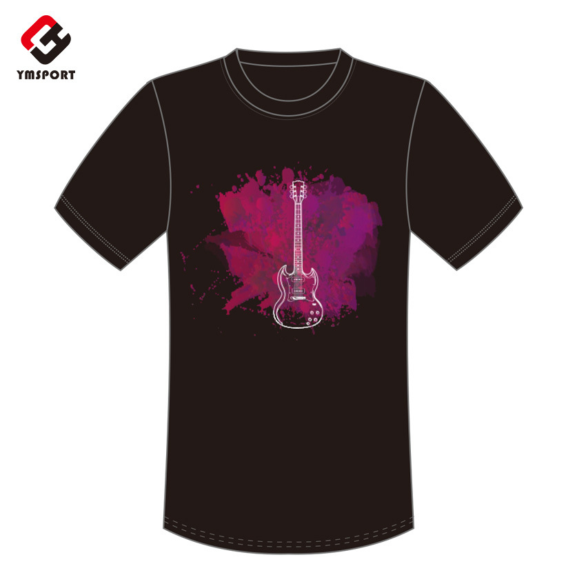 c9317d2d China Wholesale High Quality Cheap Black Printed T-Shirt for Man - China  Printing T-Shirt, Cotton T-Shirt