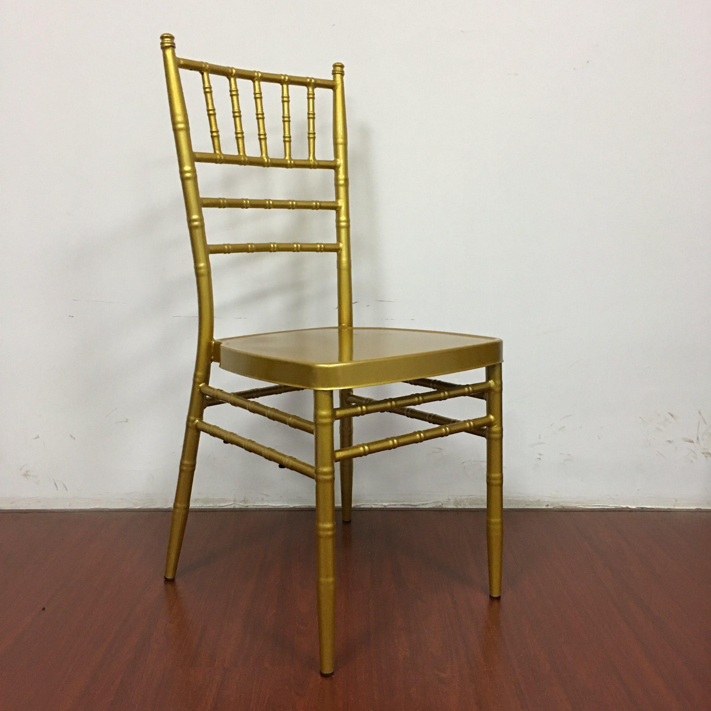 China Stackable Chiavari Chairs Hotel Restaurant Used Jc