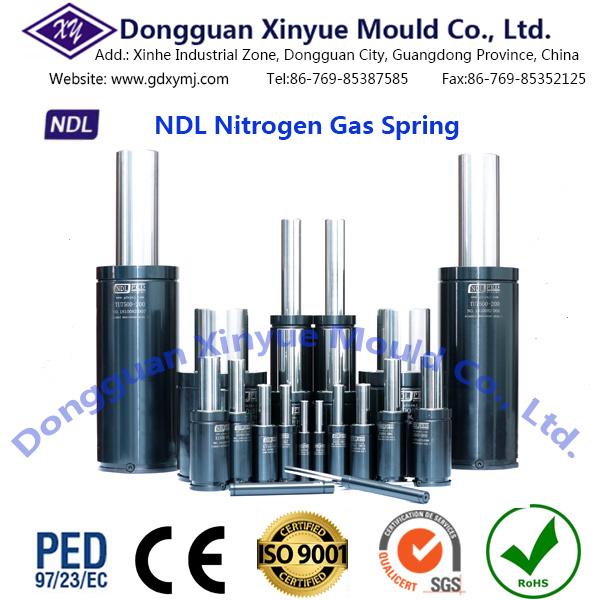 [Hot Item] International Standard Nitrogen Gas Spring for Moulds and Dies