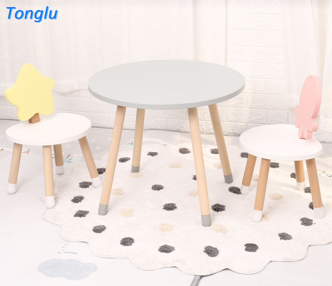 Image of: China Kids Study Table And Chair Set Kindergarten Furniture Toddler Study Writing Desk Chair China Kindergarten Table And Chair Modern Children Home Furniture