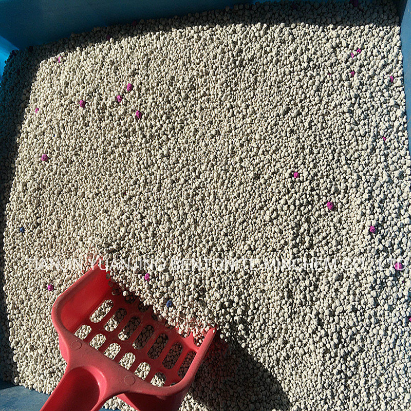 High Effcient Clumping Bentonite Cat Litter pictures & photos