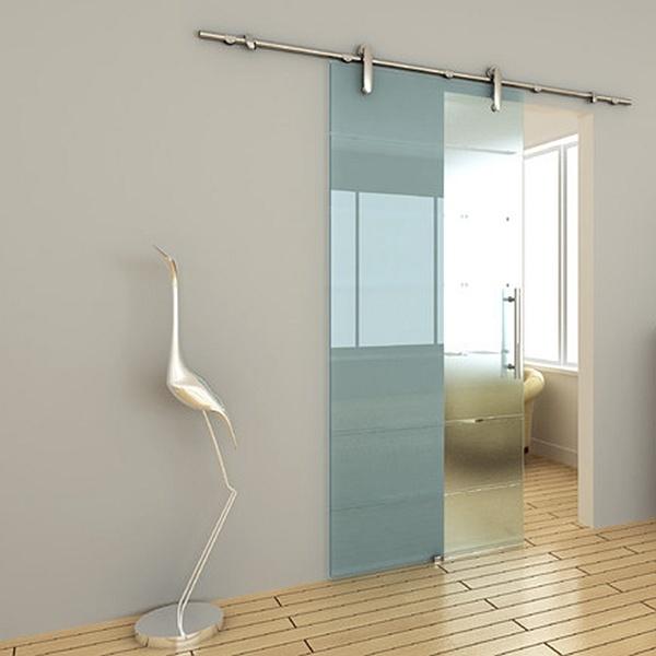 [Hot Item] Toughened Glass Frameless Glass Sliding Door / Sliding Glass Door
