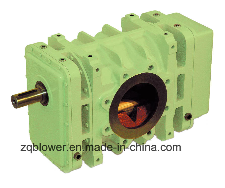 Tri-Lobe Air Cooling Vacuum Pump