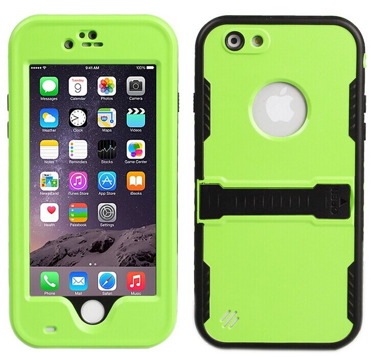 huge selection of f897b 34c76 [Hot Item] in Stock Redpepper DOT Series Waterproof Case for iPhone 6 6s 10  Colors
