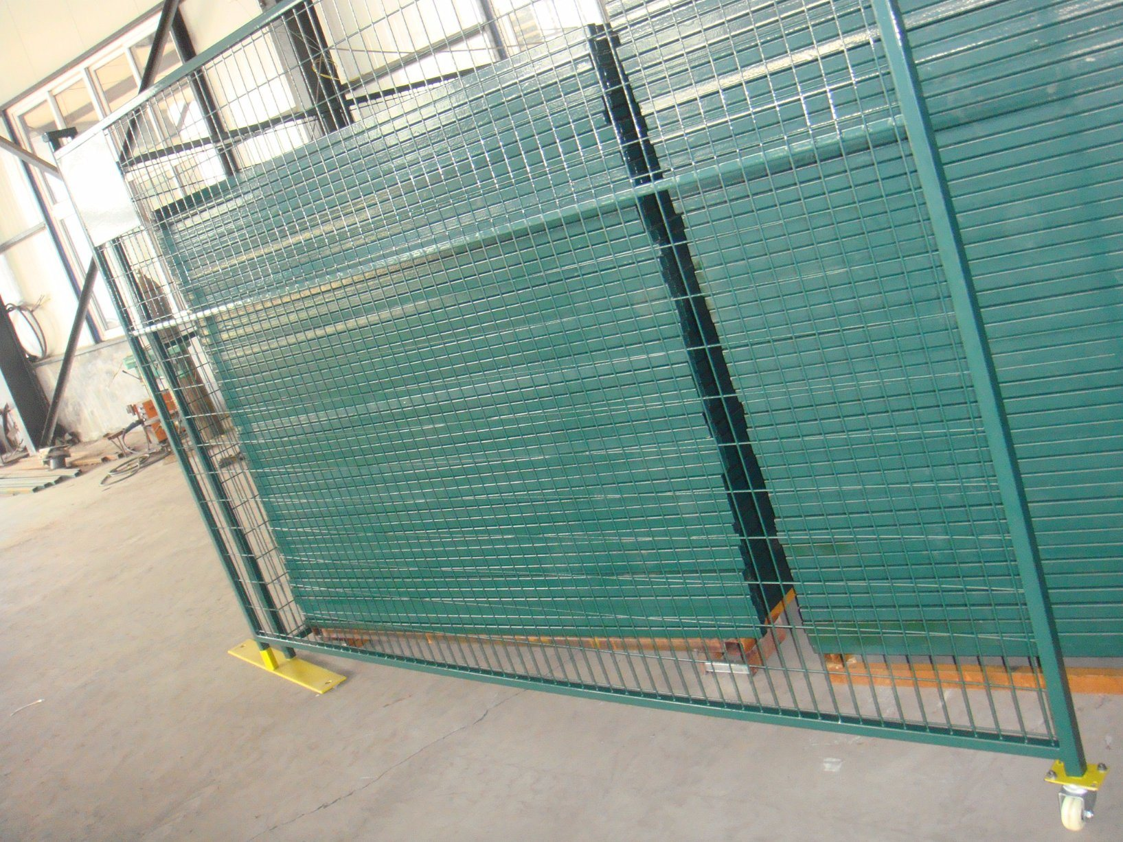 Temporary Security Construction Fence Panels 6foot X 10foot Outdoor Temp Fence Panels pictures & photos