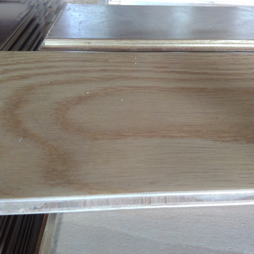 China Tg Ash Engineered Wood Flooring Smooth Uv Lacquer China