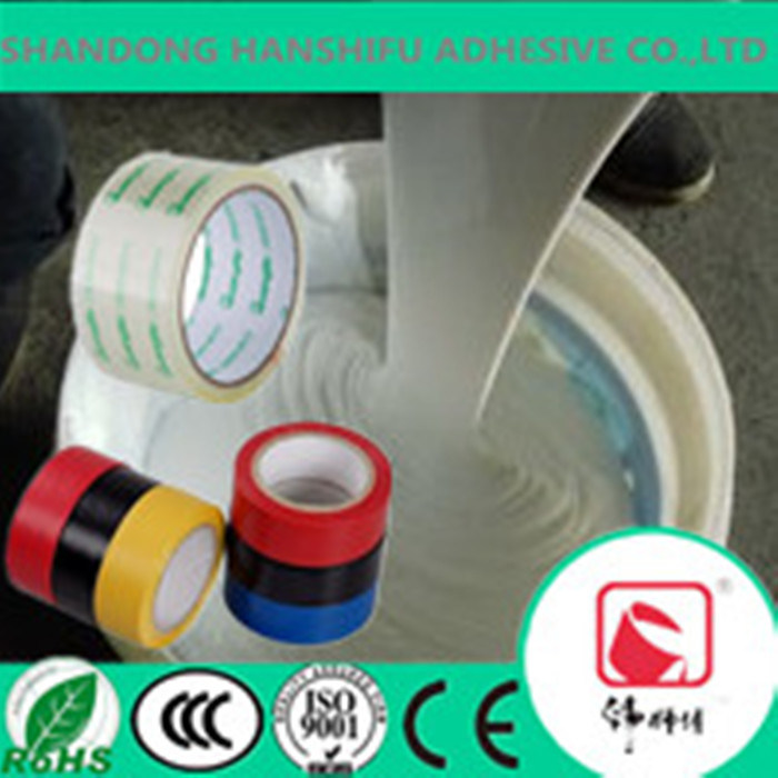 China Water Based White Liquid White Latex Pressure Sensitive Glue - China  Glue, Latex for BOPP Tape