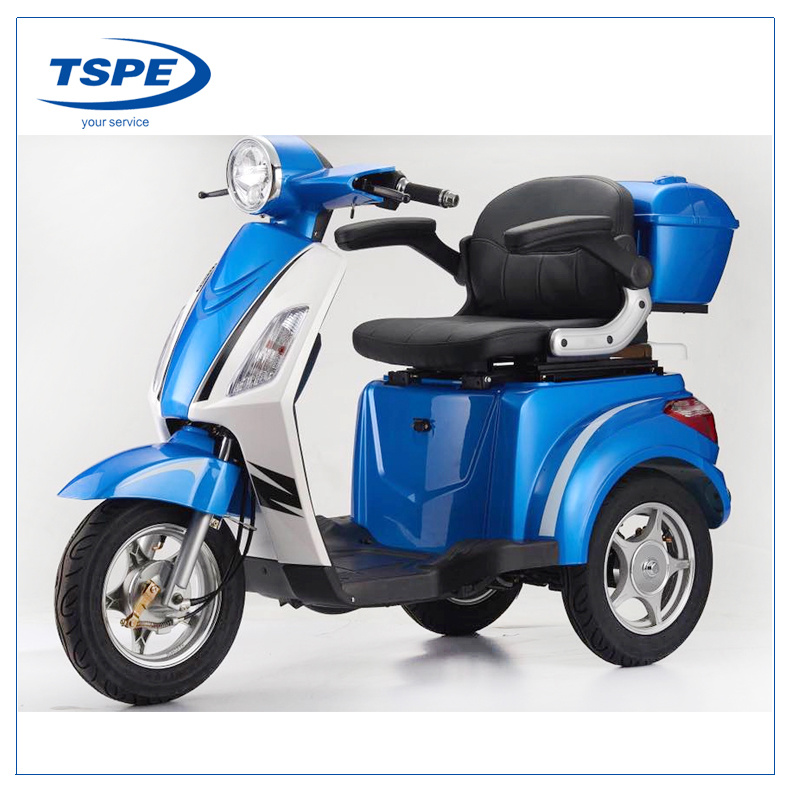 Hot Sale High Quanlity Three Wheel Electric Motorcycle Tricycle pictures & photos