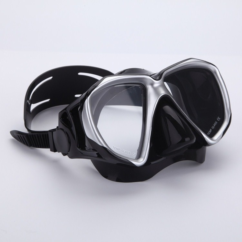 Professional Scuba Diving Fog-Proof Mask