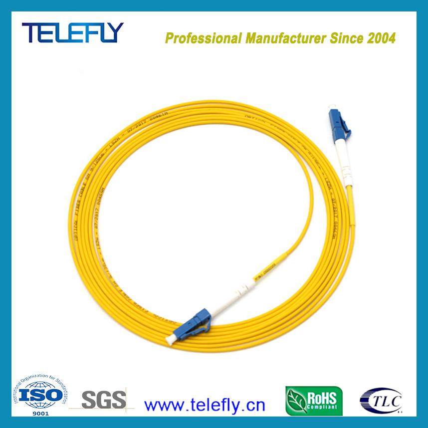 2Piece LC-LC 15 metre Fibre Optic Patch Cable LC to LC Fiber Cable wholesale