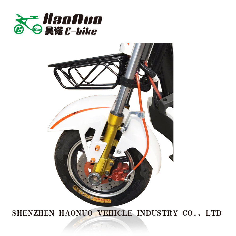 2016 Hero Popular 800W Electric Adult Electric Motorcycle
