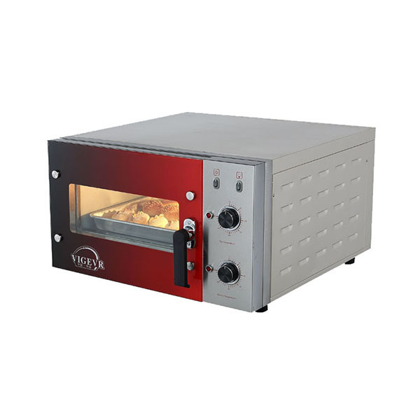 1 Deck 1 Tray Commercial Bakery Oven with Stainless Steel Kitchen Baking Oven