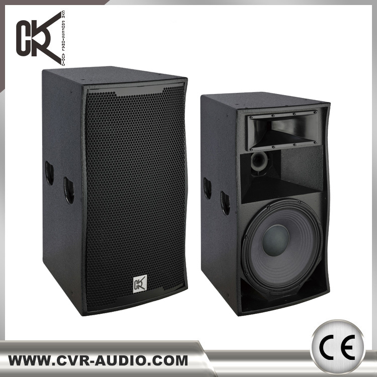 Long Throw Type Outdoor Speaker / Loudspeaker Professional Audio Equipment