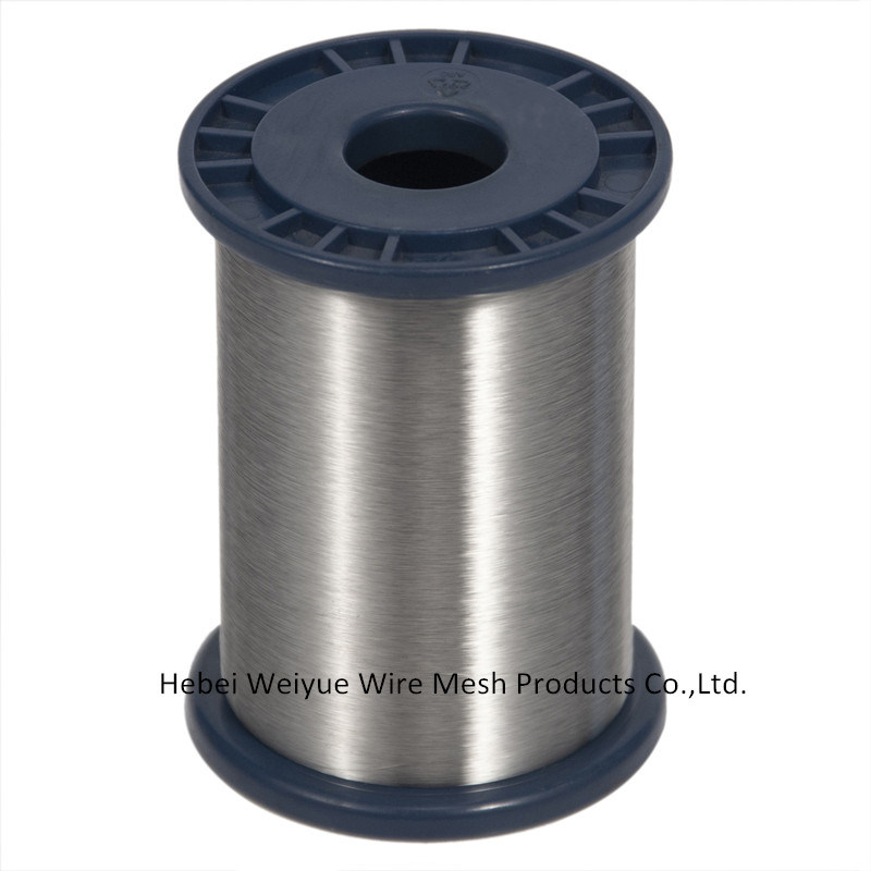 [Hot Item] Ultra Fine Stainless Steel Wire Used for Woven Wire Mesh Cloth