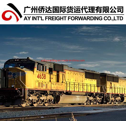 Shipping From Wuhan, China to Mosow, Russia by Railway Transportation pictures & photos