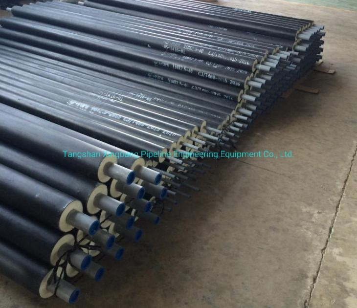 Plastic Pipe Insulation Water and Gas and Oil Supply pictures & photos