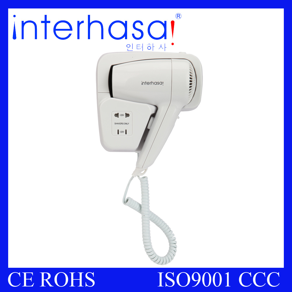 ABS Shaver CE Manual Hair Dryer