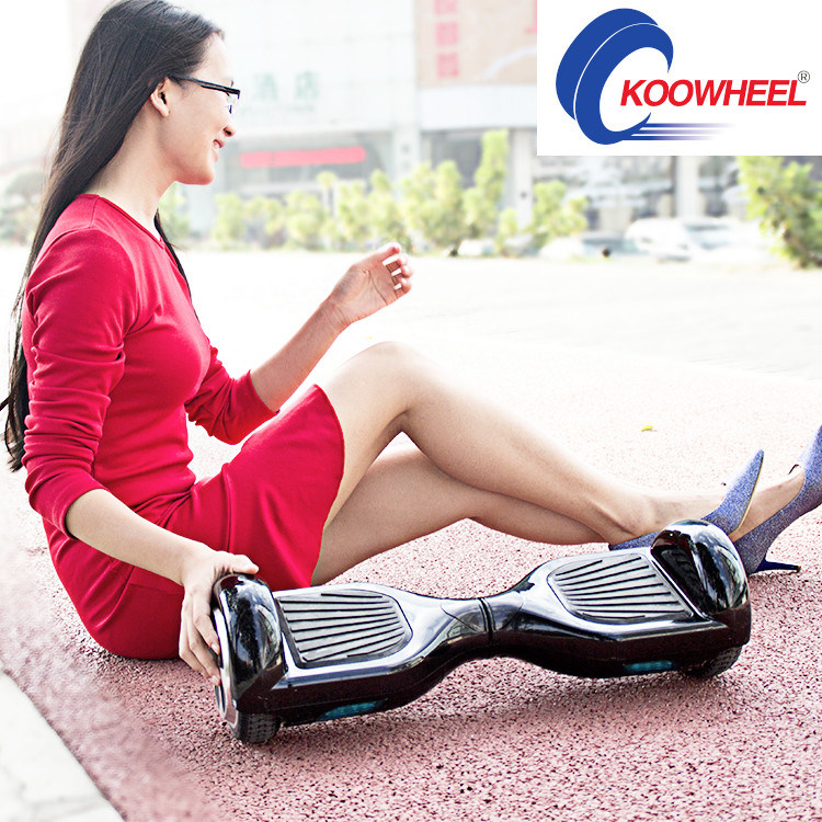 Samsung Lithium Battery Operated 2 Wheels Self Balancing Scooter