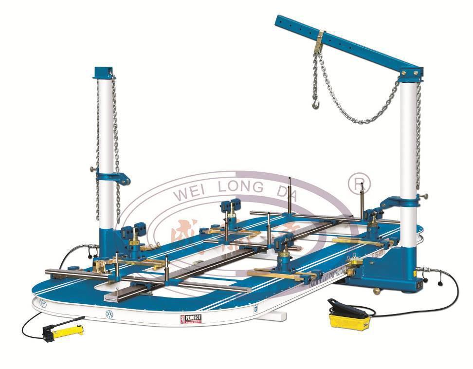 Auto Car Repair Tool/Machine Straightening Bench (WLD-II)