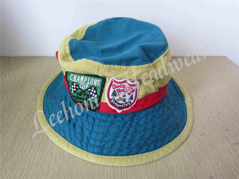Promotional Fishing Bucket Sun Hat for Baby (LB15045) pictures & photos