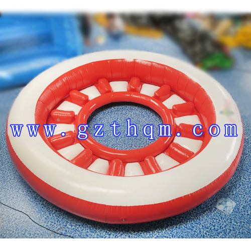 Large PVC Water Inflatable Air Cushion/Inflatable Water Park Toys