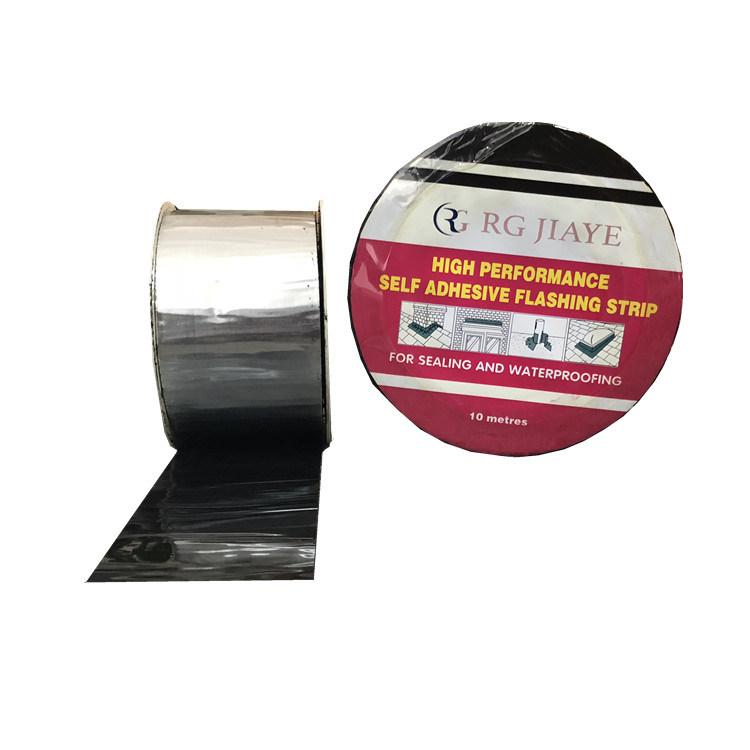 [Hot Item] Waterproof Self Adhesive Bitumen Flashing Tape for Sealing