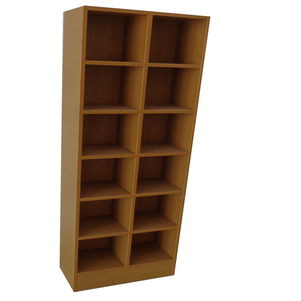 China Honeycomb Bookcase Bookshelf For Living Room