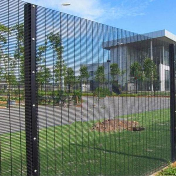 China High Security Fence 358 Anti Climb Cutting