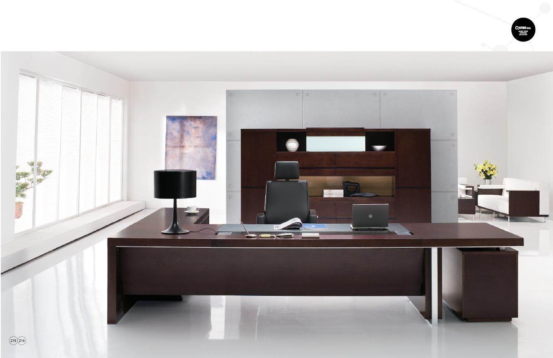China Casegoods American Modern Corner Desk Home Office Desk ...