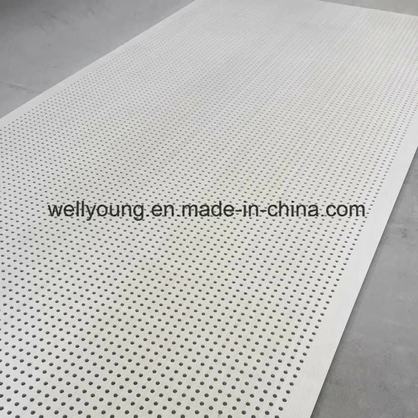 China Sound Deadening Perforated Mgo Ceiling Tiles Photos Pictures