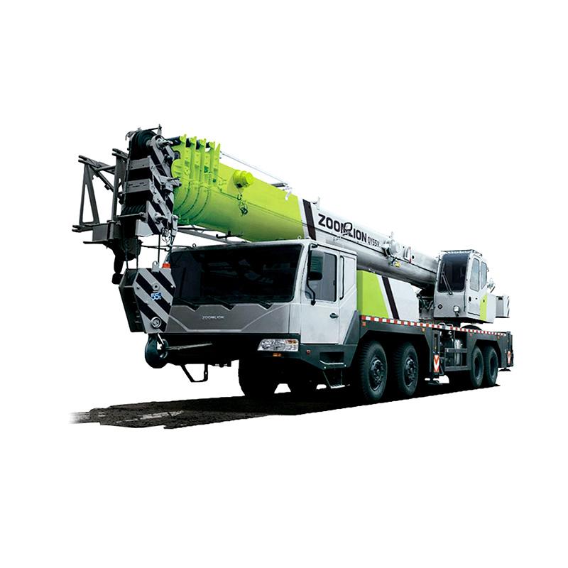 used xcmg 70t mobile truck crane year 2010 original model