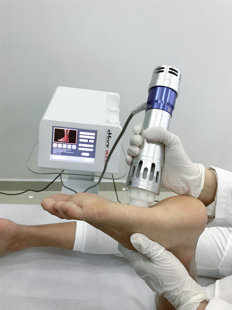 China Portable Shockwave Erectile Dysfunction Therapy Machine for ED - China Extracorporeal