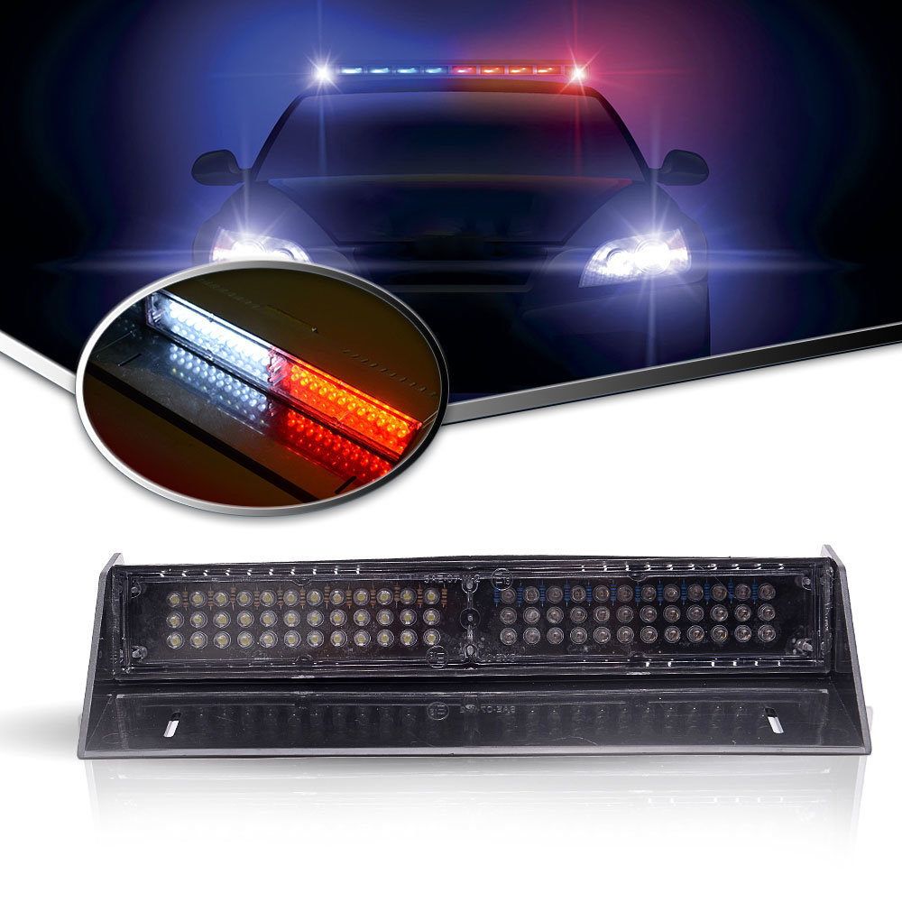 [Hot Item] Cheap 10inch 216W Warning LED Light for Police Car/Emergency