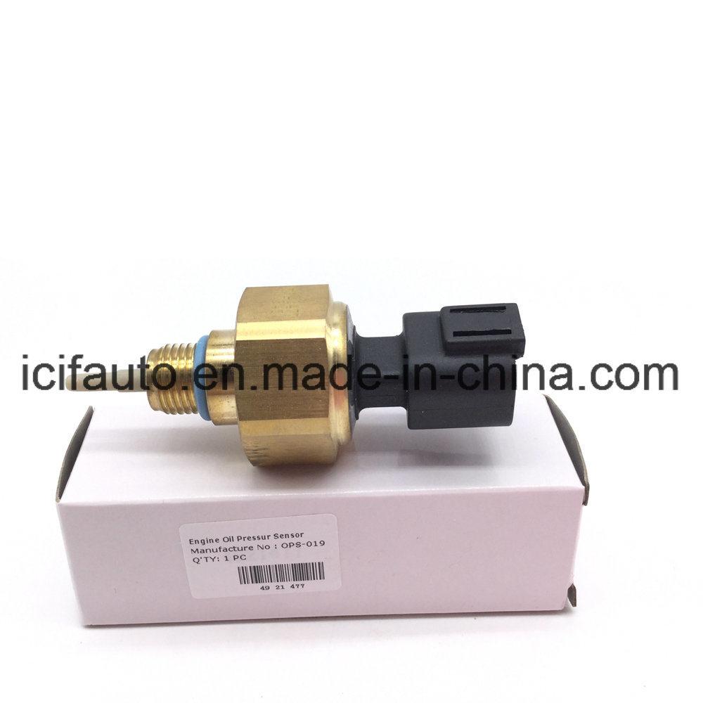 4921477 Oil Temperature Pressure Sensor Fit for ISM QSM Engine