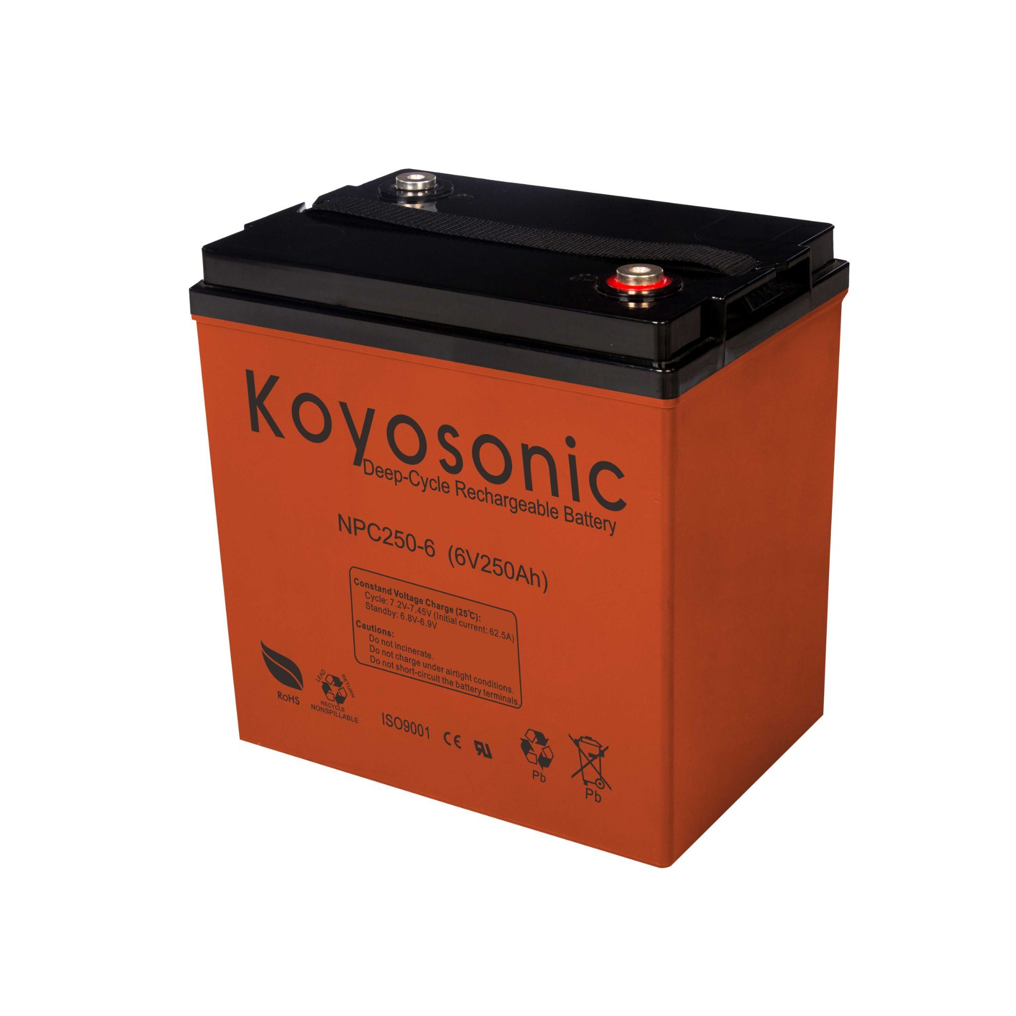 China Like Trojan 6v 225ah Agm Deep Cycle Battery Golf Cart Battery For Crown Cleaning Machine China Cleaning Machine Battery Sweeper Battery