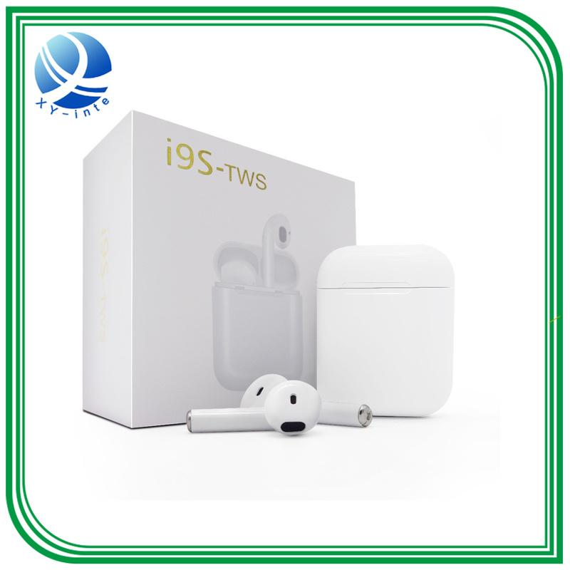 China New Sport True Wireless Stereo Bt Headphones I10 Tws I7 Mini