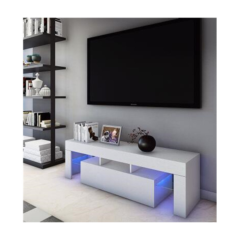China New Design High Gloss Tv Stand