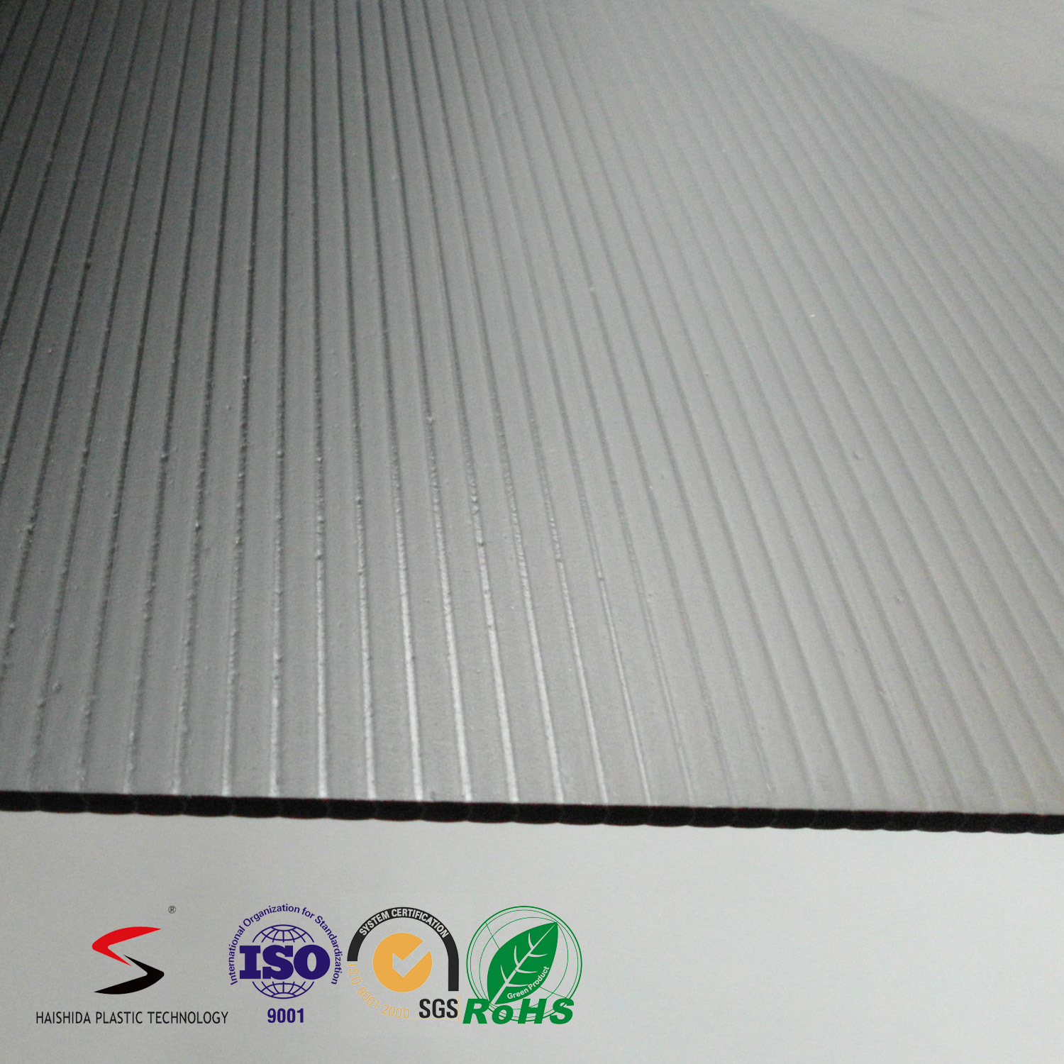 Polypropylene PP Twin Wall Corrugated Plastic Sheet/ Board