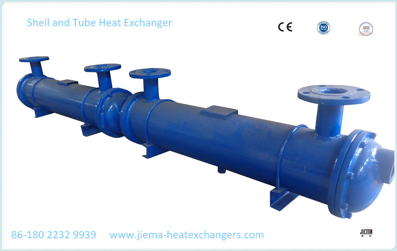 Shell and Tube Heat Exchanger as Evaporator