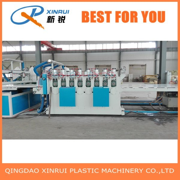 PVC Multi-Layer Plate Extrusion Machine
