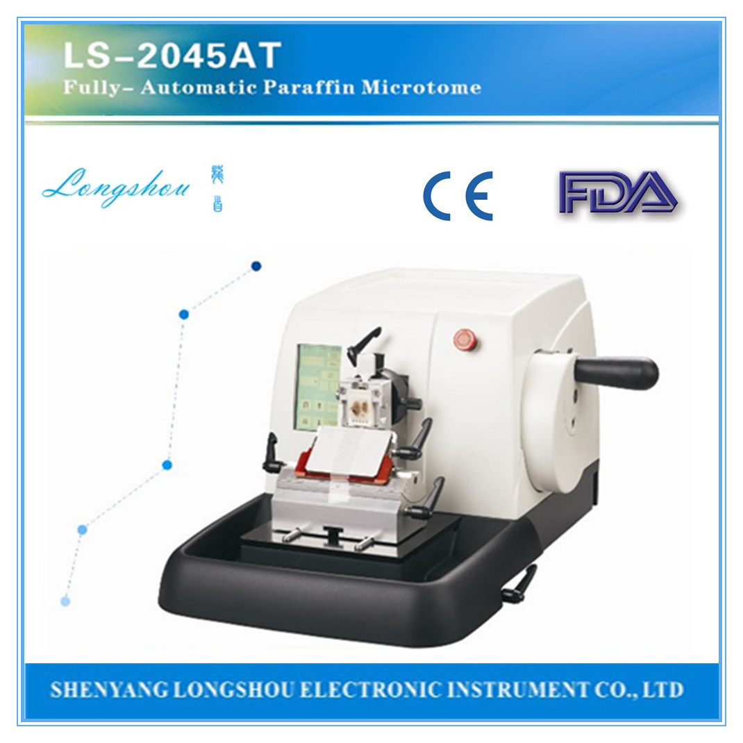Fully-Automatic Histology Paraffin Microtome Ls-2045at