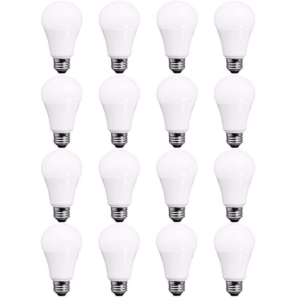 China 60 Watt Equivalent Led Light Bulbs 9w Energy Efficient Non Dimmable A19 Shape E26 Medium Base China Led Lamp Led Lighting Bulb