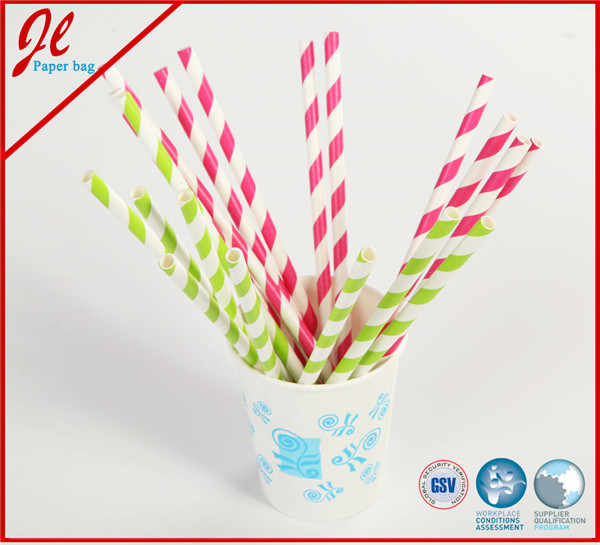 2015 Sourcing Paper Packing Straw with FDA Test