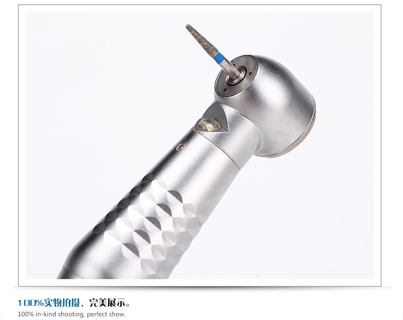 Dental LED E Generator Self Light Handpiece with Low Noise pictures & photos
